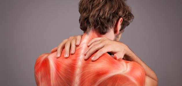 ألم الظهر وعظام الكتف Back and shoulder bones pain A_eoo_10