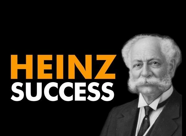 قصة نجاح هنري جون هاينز، صاحب شركة هاينز الشهيرة  Henry-10