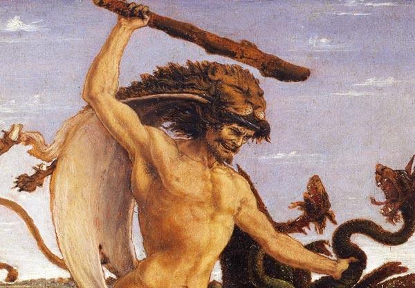 قصة البطل الأسطوري الروماني الشهير هرقل  Hercul10