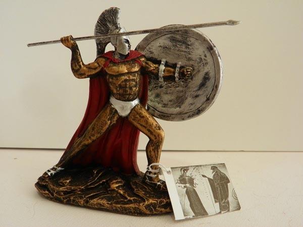 قصة الملك ليونيداس قائد مدينة إسبرطه  Leonid10