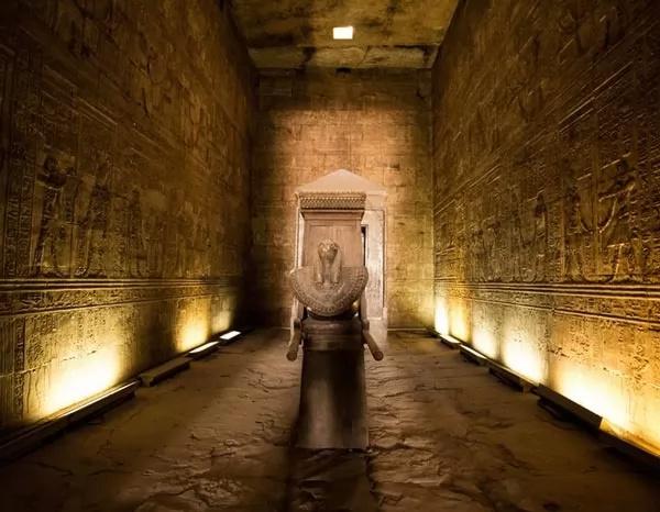 10 أسرار لم تحل من أسرار مصر القديمة  Unsolv10