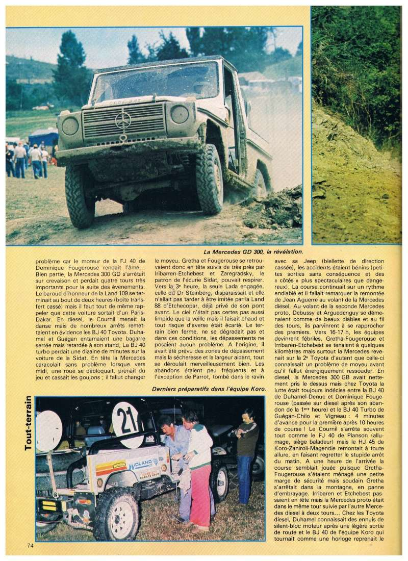 12 heures de Mauléon (circuit Lambarre 1980) Annonc11