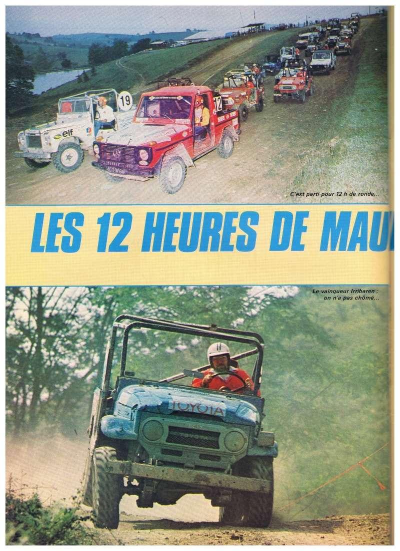 12 heures de Mauléon (circuit Lambarre 1980) Annonc14