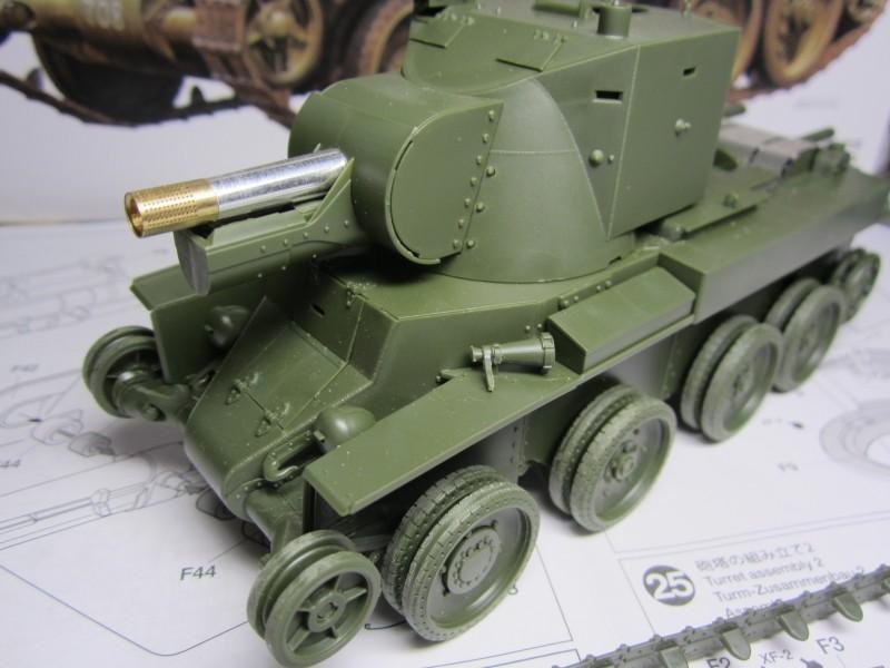 Finnish Army BT-42 Img_0416