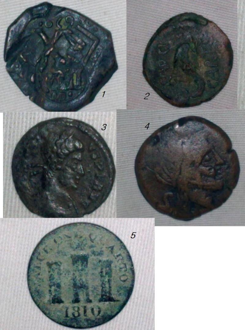 Semis de Carteia y Semis republicano romano Foto10