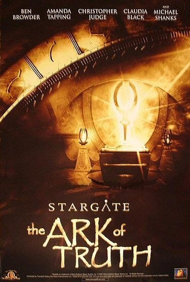 Premier téléfilm : The Ark Of Truth Starga13