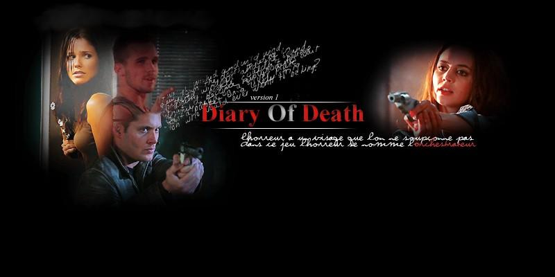 Forum Diary of Death Header10