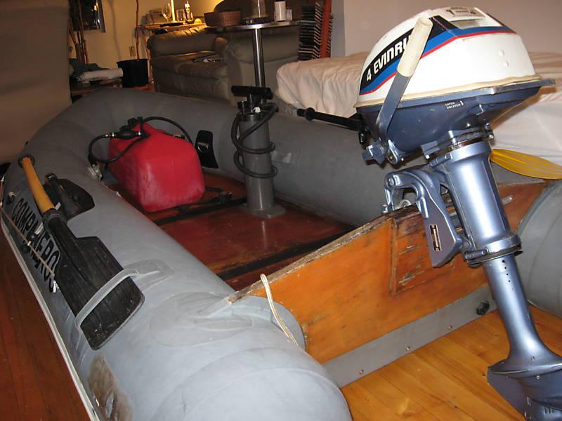 moteur pour barque 4 chevaux commande manuelle 0c70_210