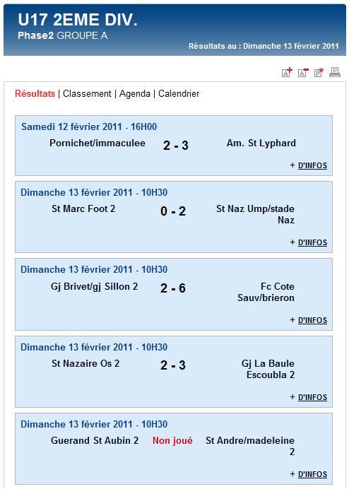 Résultats et classements des U15A et B et des U17A et B (dimanche 13 février 2011) Sag_u114