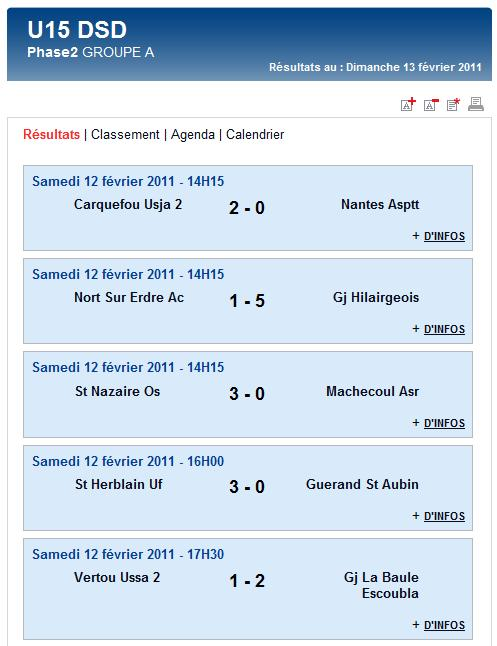 Résultats et classements des U15A et B et des U17A et B (dimanche 13 février 2011) Sag_u116