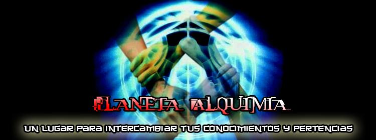 Planeta Alquimia