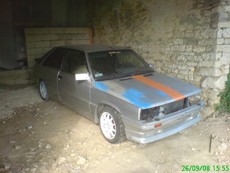 R11 Turbo Zender ... Enfin ce qu'il en reste Dsc00711
