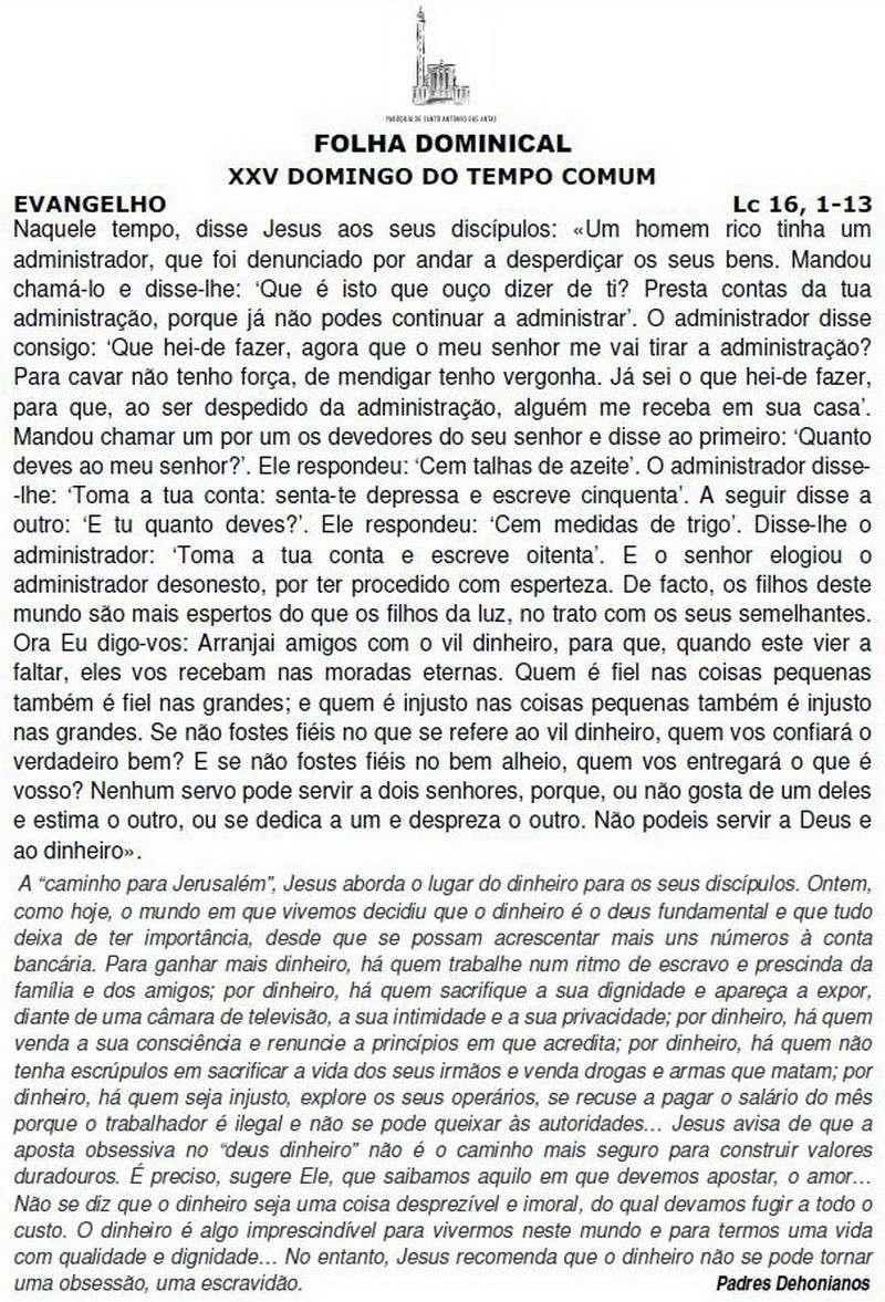 Folha Dominical 113