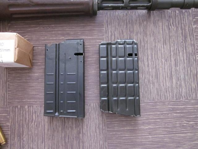AR10 Armalite  le M16 en 7.62mm Charge11