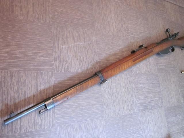Fusil Steyr Mannlicher Hollandais  Img_5736