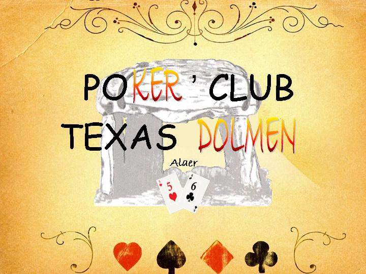 Texas Dolmen Poker Club