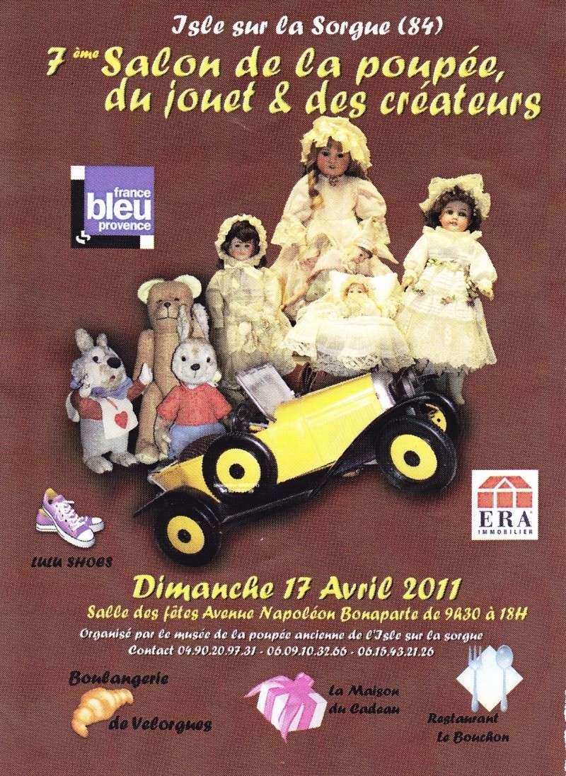 7ème salon de la poupée, du jouet et des créateurs Img10