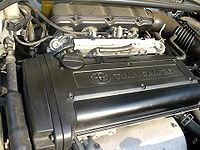 TOYOTA ENGINE Black_10