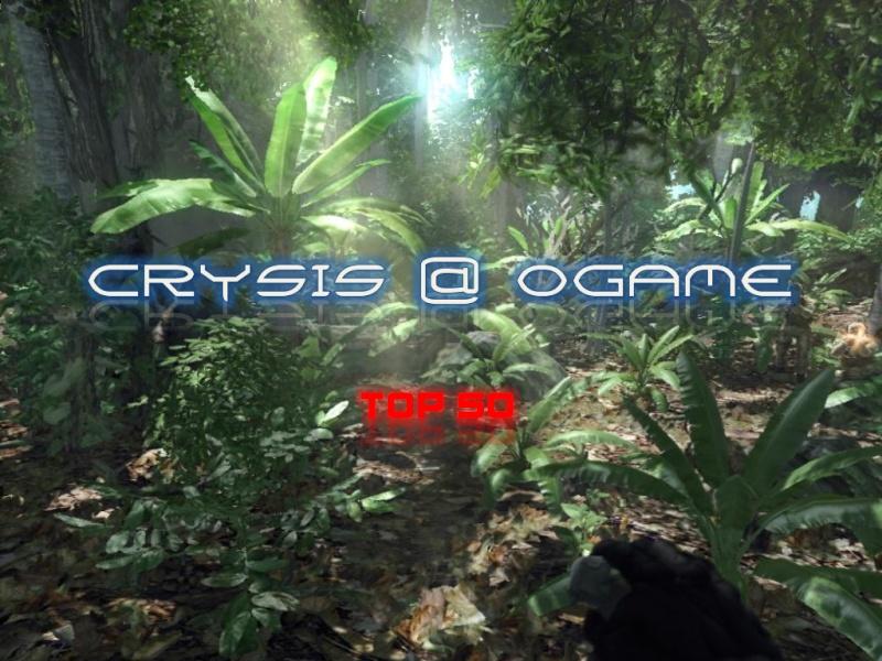 Crysis @ Ogame