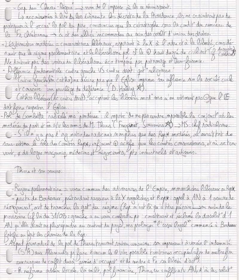 """Lilas: """"Les debuts de la 3é rep """"(Mayeur) Numari47"""