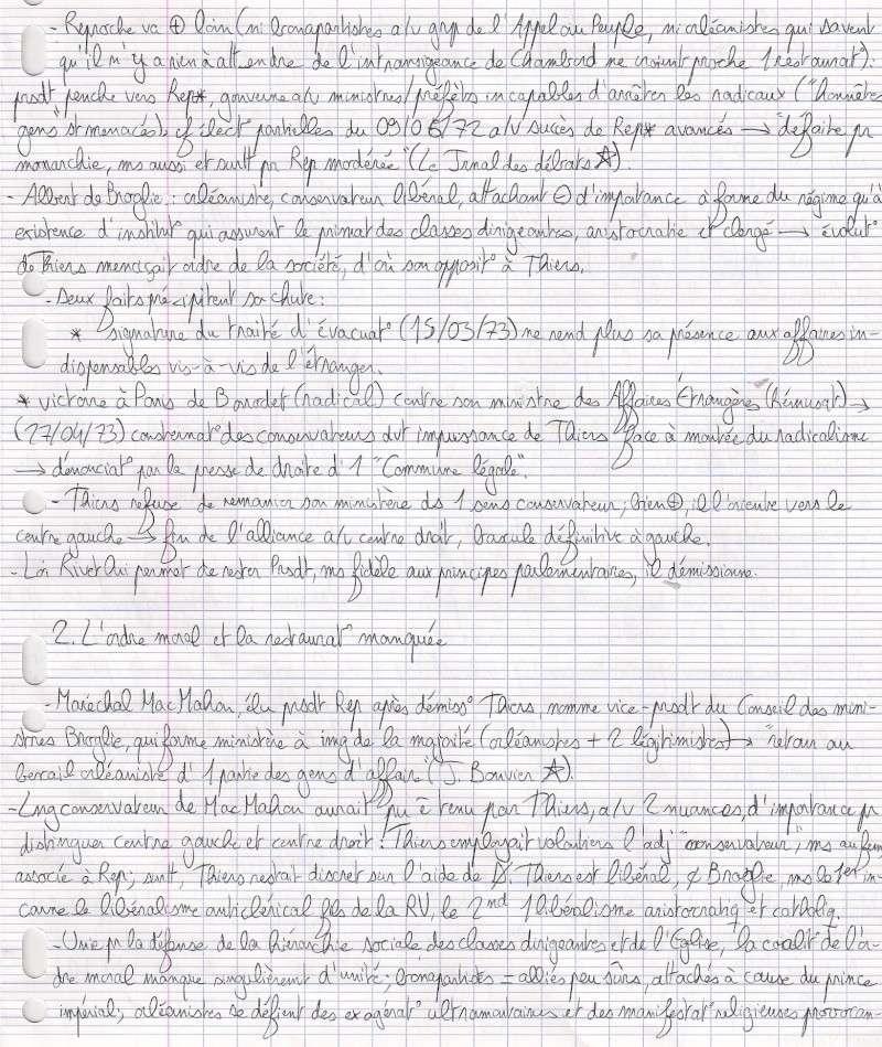 """Lilas: """"Les debuts de la 3é rep """"(Mayeur) Numari48"""