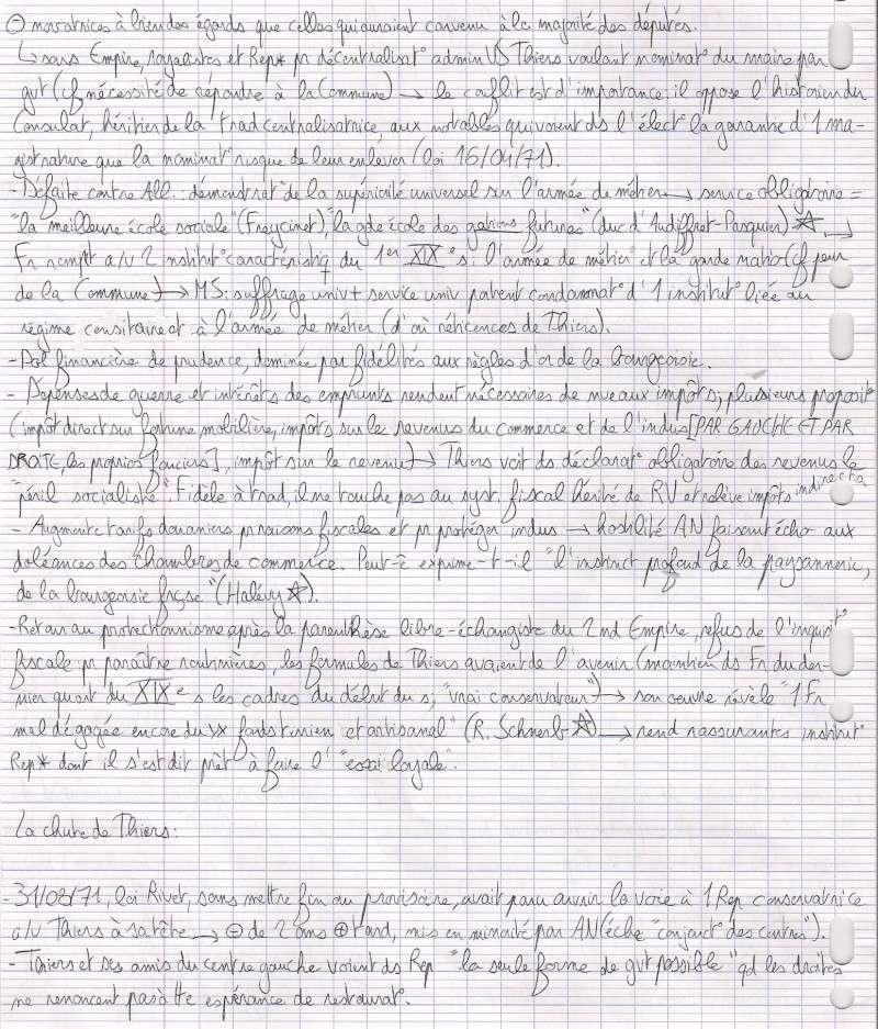 """Lilas: """"Les debuts de la 3é rep """"(Mayeur) Numari49"""