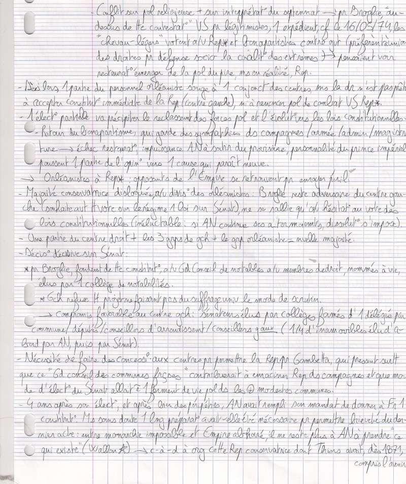 """Lilas: """"Les debuts de la 3é rep """"(Mayeur) Numari51"""