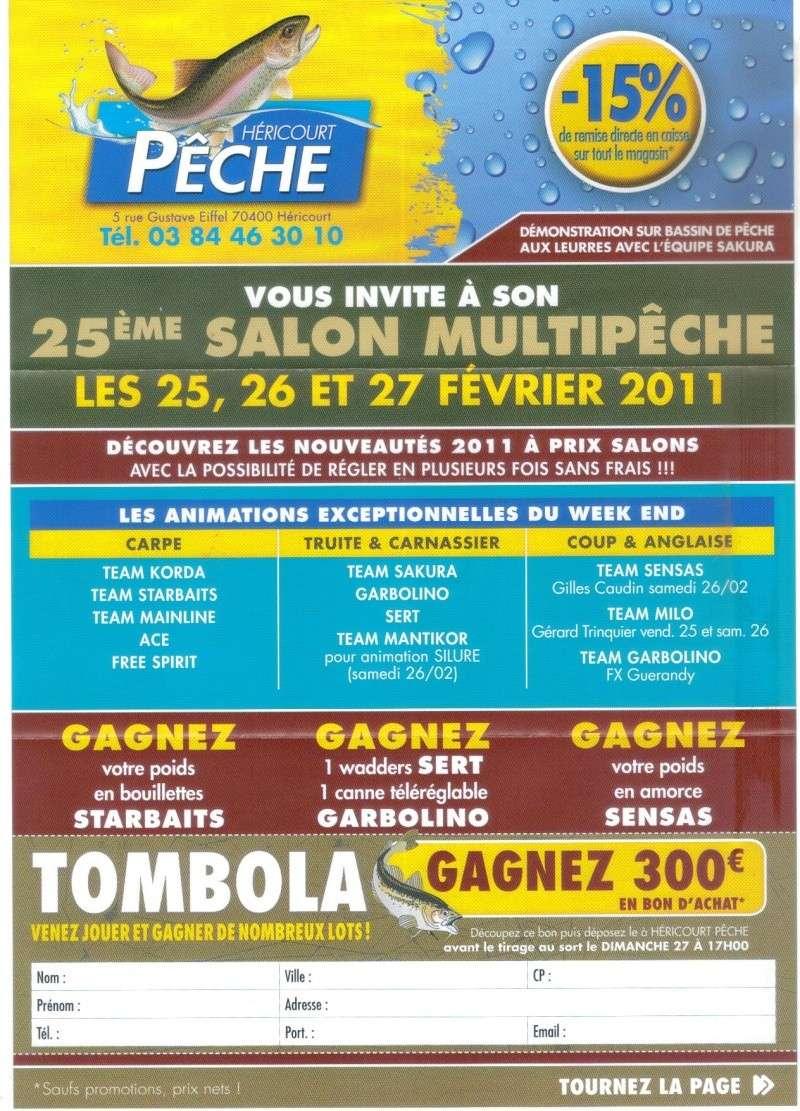 Salon multipêche Héricourt pêche - Page 2 Feuill10