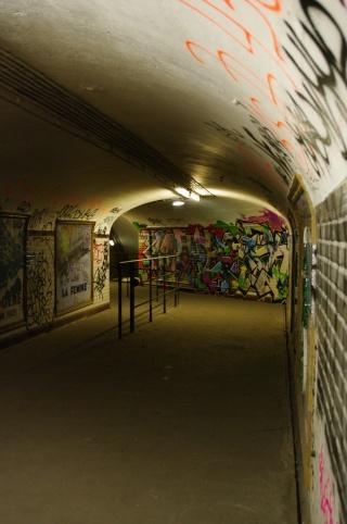 [Photos à thème] Le métro sous un autre angle... Imgp4310