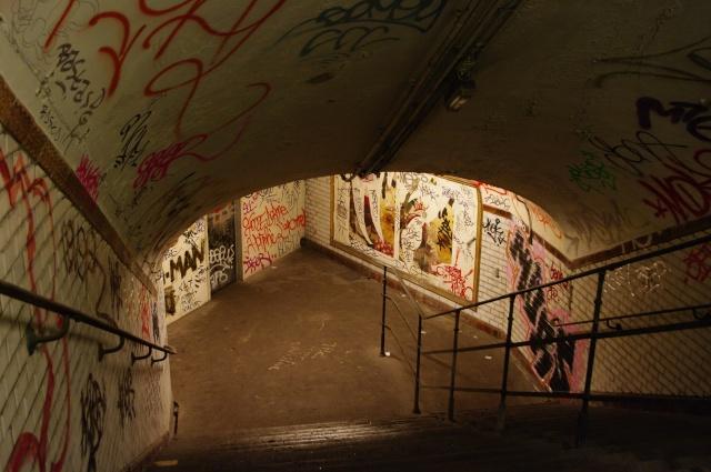 [Photos à thème] Le métro sous un autre angle... Imgp4311
