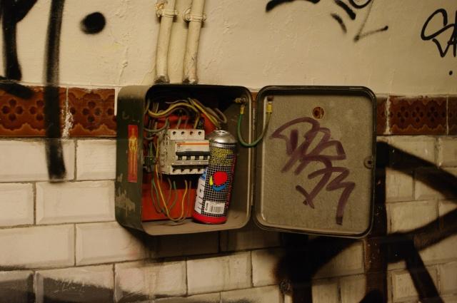 [Photos à thème] Le métro sous un autre angle... Imgp4312
