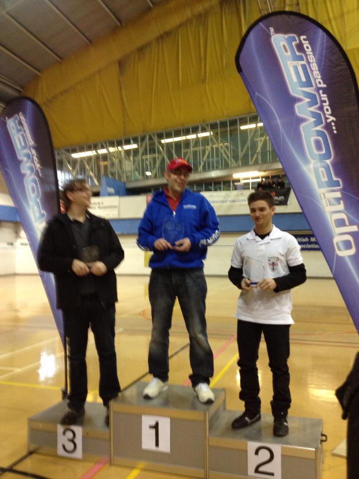 Electric Indoor Masters 2013 live updates Podium10