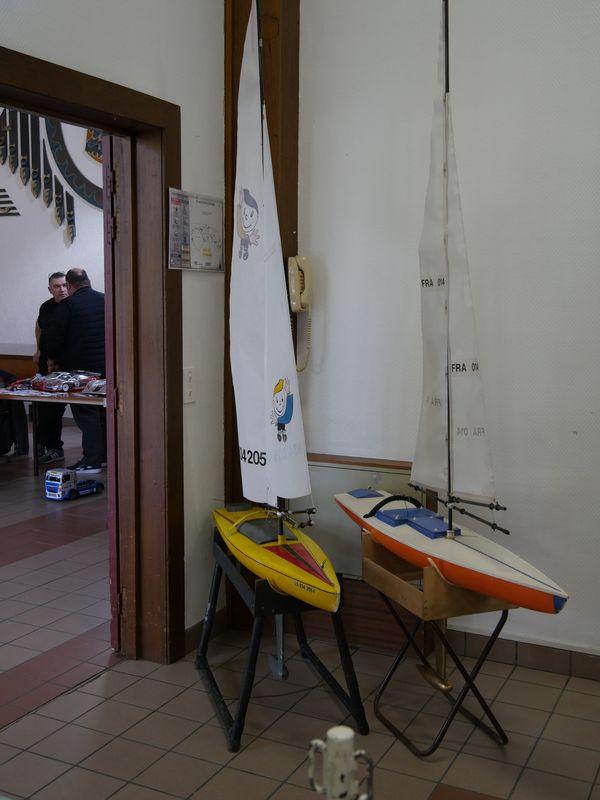 Exposition 2019 12ème Biennale du Modélisme et de la Maquette à Ceyrat (Puy de Dôme) P1070335