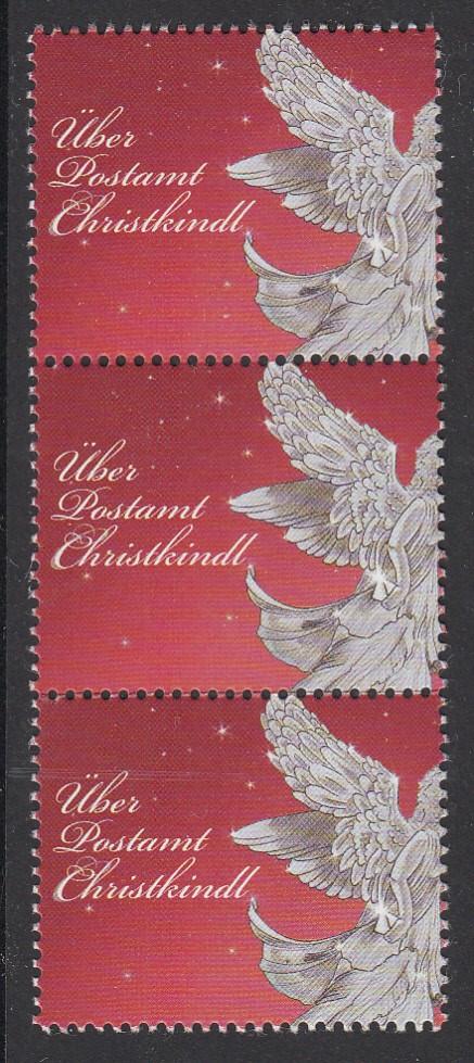 Postamt Christkindl  Leitzettel Img_0012
