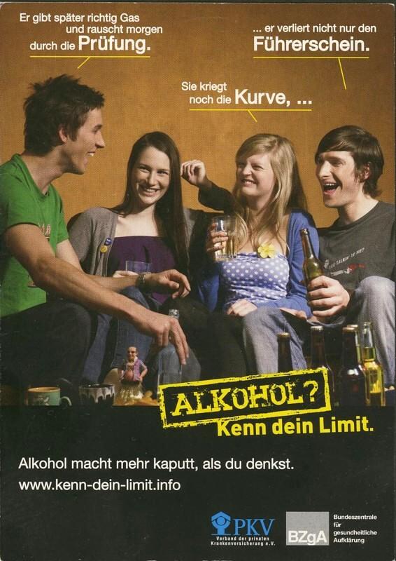 Volksdroge Alkohol - Ernstes und Heiteres Kenn_d10