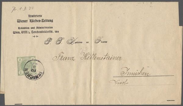 Privatstreifbänder - Österreich Ps_1_w10