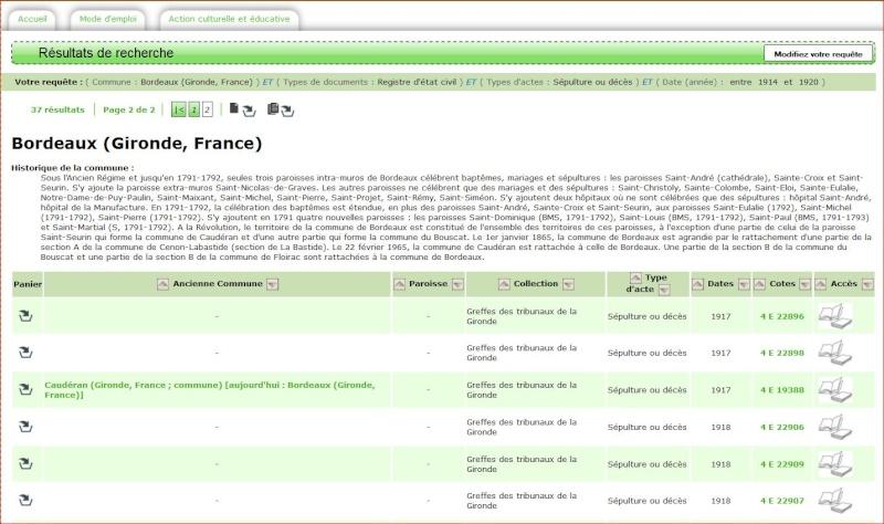 (GAEL) Modification de l'interface dans les résultats de recherche Captur19