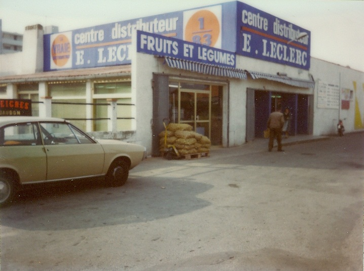 Rue Lacaille 1967 - 1980 Frejus11