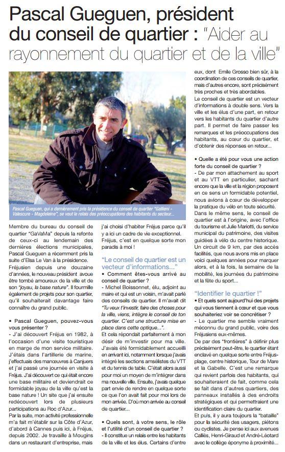Le quartier Gallieni-Valescure-La Magdeleine dans Fréjus Infos Mars 2013 Quarti10