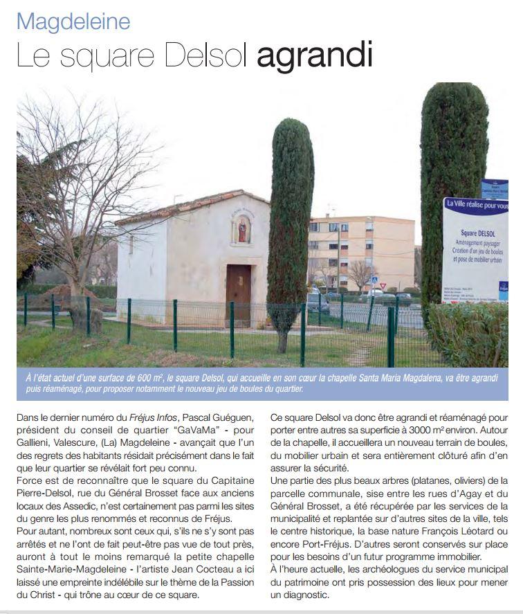 Les aménagements de la Magdeleine Square10