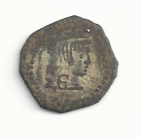 Dinero de Gérone pour Felipe III (1598-1621) Italie10