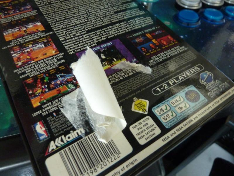 Tuto : enlever le restant de colle d'un sticker ! P1080415