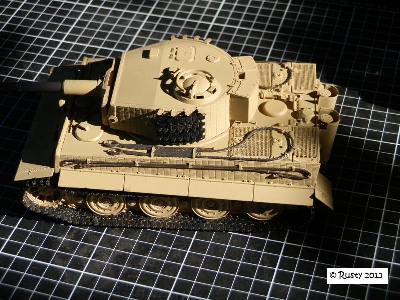 Tigre Ausf.E [Italeri 1/35 ref.6471] - Le Tigre de Mini-Rusty P8103113