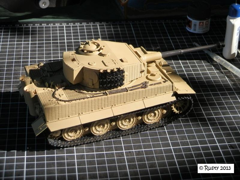 Tigre Ausf.E [Italeri 1/35 ref.6471] - Le Tigre de Mini-Rusty P8103114