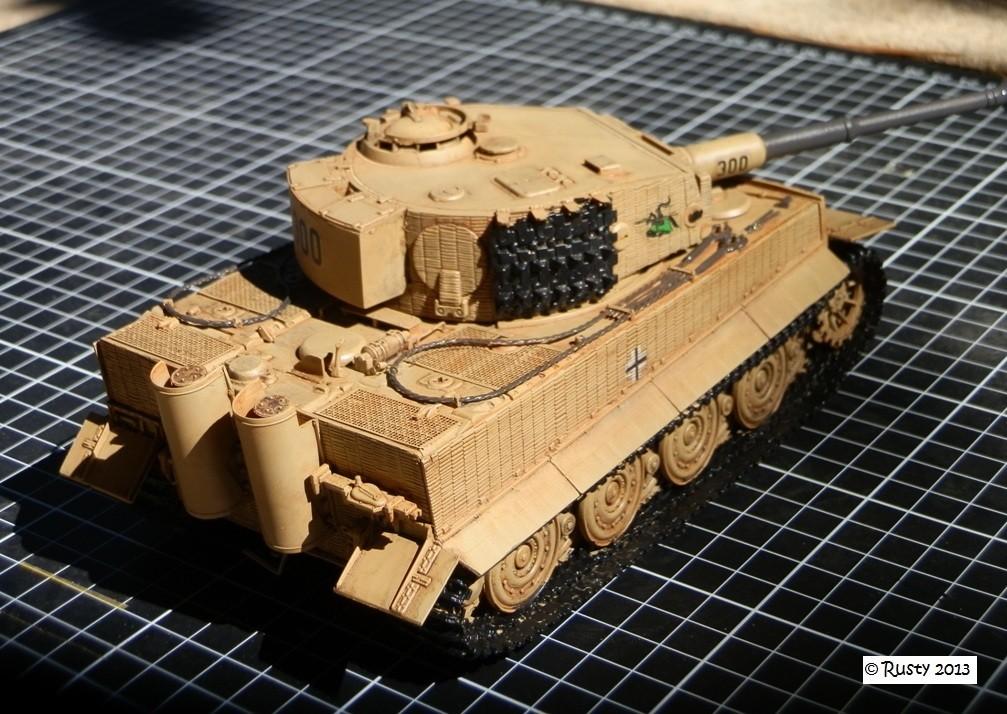 Tigre Ausf.E [Italeri 1/35 ref.6471] - Le Tigre de Mini-Rusty P8113111