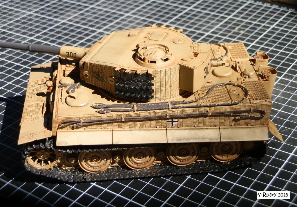 Tigre Ausf.E [Italeri 1/35 ref.6471] - Le Tigre de Mini-Rusty P8113112