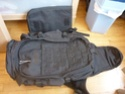 Sac, WSH, Chest, bouts d'Osprey, holster cuir et MP5 P1010818