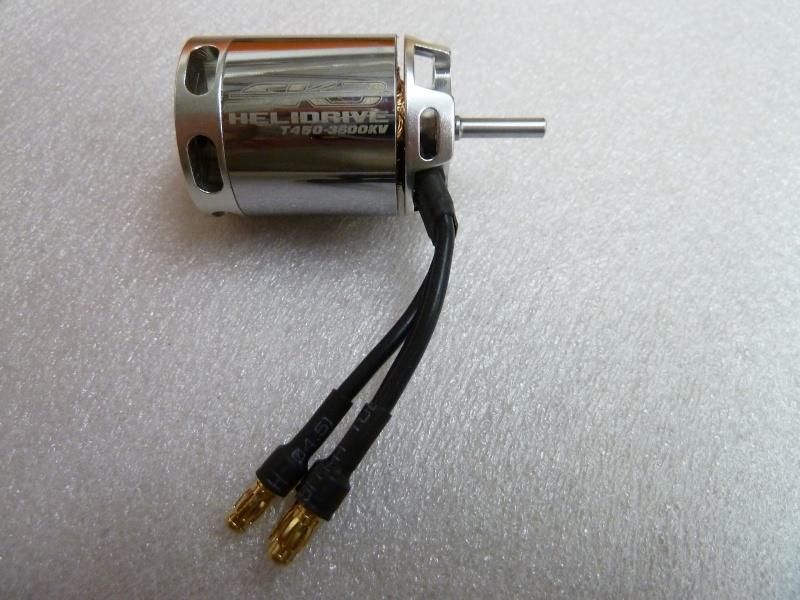 - petite motorisation avec réducteur Ammo P1020410