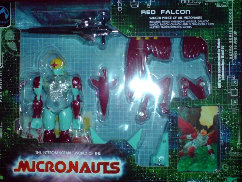 I Micronauti (collezione di spezialagent) Dsc00111