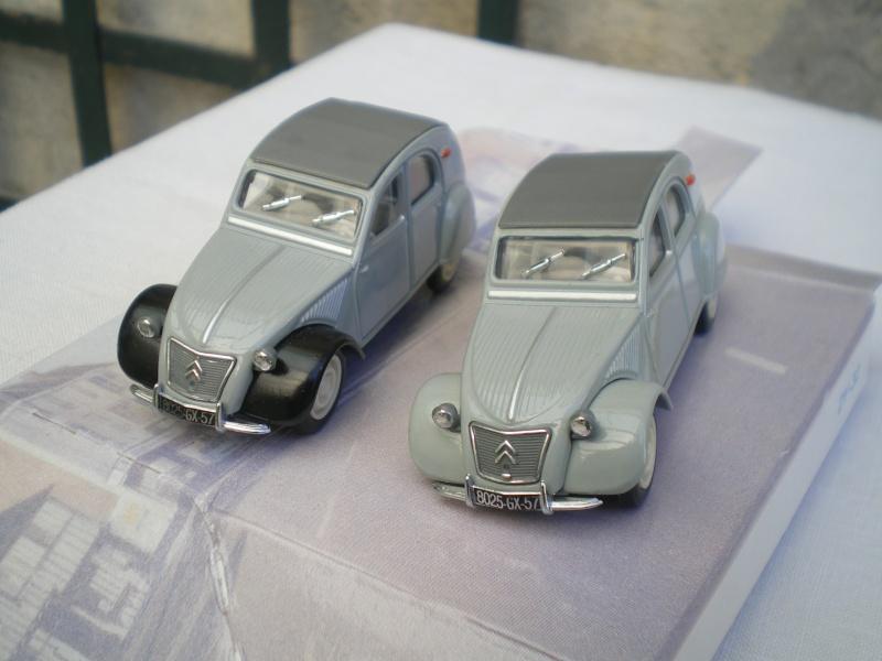 Citroën 2CV - 1957  - Dinky DY 32 - Matchbox Collection. Imgp1222